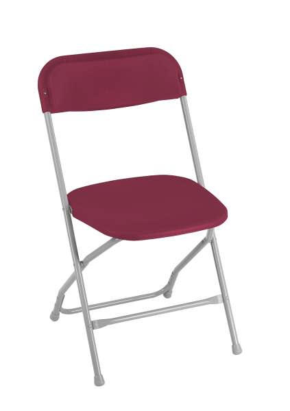 Plastic Folding Chairs ...